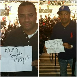 Vincent attended Brooklyn Nets vs. Chicago Bulls - NBA on Oct 31st 2016 via VetTix