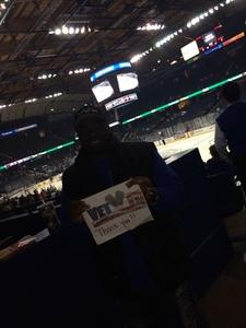 renness attended Chicago Wolves vs. Cleveland Monsters - AHL - Pokemon Go Day and Post Game Autographs on Oct 30th 2016 via VetTix