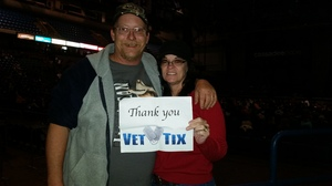 Dale attended Chris Young - Live in Concert on Dec 3rd 2016 via VetTix