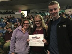 Ron attended Chris Young - Live in Concert on Dec 3rd 2016 via VetTix