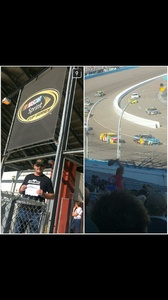 Darick attended Can-am 500 - Nascar Sprint Cup Series - Phoenix International Raceway on Nov 13th 2016 via VetTix