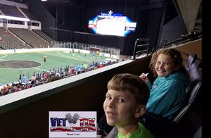 Jamie attended Chicago Mustangs vs. St. Louis Ambush - Masl - Major Arena Soccer League on Nov 27th 2016 via VetTix