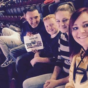 Joseph attended New Jersey Devils vs. Carolina Hurricanes - NHL - Hoops for Troops Night!! on Nov 8th 2016 via VetTix