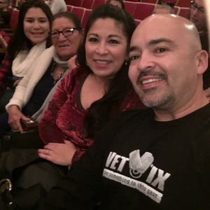 Elias attended The Nutcracker - Performed by North Texas Youth Ballet on Dec 11th 2016 via VetTix