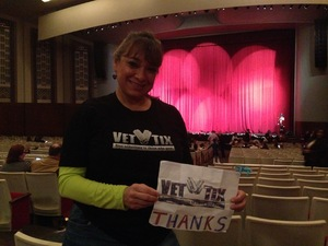 Leticia attended The Nutcracker - Performed by North Texas Youth Ballet on Dec 11th 2016 via VetTix