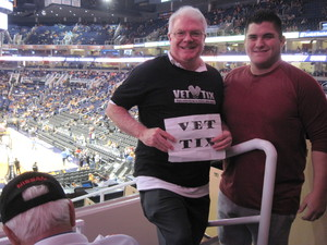 Patrick attended Phoenix Suns vs. Denver Nuggets - NBA - Afternoon Game on Nov 27th 2016 via VetTix