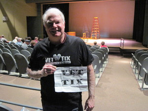 Patrick attended This Wonderful Life on Dec 4th 2016 via VetTix