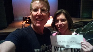 Scott attended This Wonderful Life on Dec 4th 2016 via VetTix