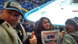 scott attended World Championship Ice Racing - the Greatest Spectacle on Ice on Jan 13th 2017 via VetTix