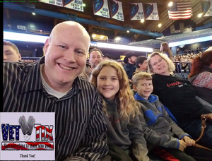 Jamie attended PBR - Chicago Invitational - Friday on Jan 13th 2017 via VetTix