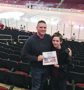 Paul attended Arizona Coyotes vs. New York Islanders - NHL - All Tickets in Lower Level on Jan 7th 2017 via VetTix