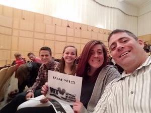 Richard attended Orchestranimals - Presented by the Salt Lake Symphony on Jan 14th 2017 via VetTix