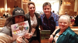 Carrie Lee attended Bosendorfer Piano Competition on Jan 8th 2017 via VetTix