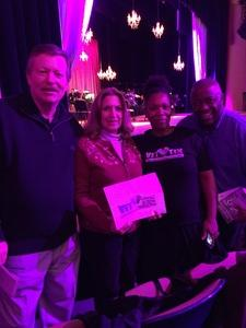 Paul attended Don't Rain on My Parade: 75 Years of Streisand Presented by the American Pops on Jan 13th 2017 via VetTix