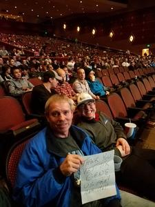 gene attended Lfa 2 - 18 and Over - Mixed Martial Arts - Presented by Legacy Fighting Alliance on Jan 20th 2017 via VetTix