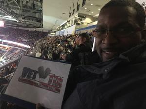 Kevin attended Washington Wizards vs. Portland Trail Blazers - NBA on Jan 16th 2017 via VetTix