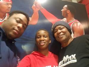 Harri attended Washington Wizards vs. Memphis Grizzlies - NBA on Jan 18th 2017 via VetTix