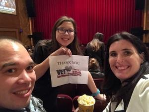 joe attended Cirque Eloize - Saloon: a Musical Acrobatic Adventure - Thursday on Jan 12th 2017 via VetTix