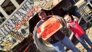 Joseph attended Monster Truck Nationals - Sunday on Jun 11th 2017 via VetTix