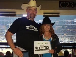 Brian attended PBR Built Ford Tough Series - Iron Cowboys on Feb 18th 2017 via VetTix