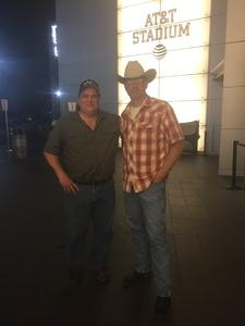 Hank attended PBR Built Ford Tough Series - Iron Cowboys on Feb 18th 2017 via VetTix