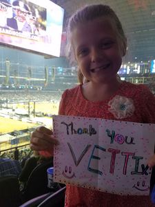William attended PBR Built Ford Tough Series - Iron Cowboys on Feb 18th 2017 via VetTix