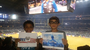 ulysses attended PBR Built Ford Tough Series - Iron Cowboys on Feb 18th 2017 via VetTix