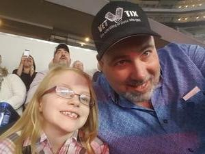 Stephen attended PBR Built Ford Tough Series - Iron Cowboys on Feb 18th 2017 via VetTix