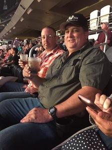 Monkman Family attended PBR Built Ford Tough Series - Iron Cowboys on Feb 18th 2017 via VetTix