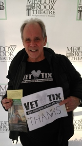 David attended The Unavoidable Disappearance of Tom Durnin - Sunday on Mar 19th 2017 via VetTix