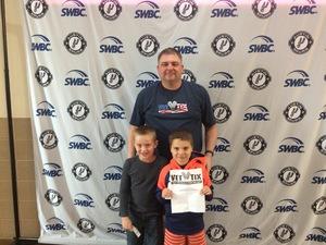 Rick attended Austin Spurs vs. Iowa Energy - NBA D-league Basketball - Military Appreciation Game on Feb 26th 2017 via VetTix