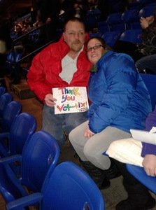 Robert attended Brad Paisley - Life Amplified World Tour With Special Guest Chase Bryant and Rising-star Lindsay Ell on Feb 16th 2017 via VetTix