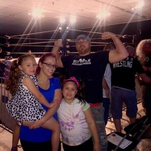 michael attended World Wrestling Network and Evolve Wrestling Present Evolve 78 on Feb 24th 2017 via VetTix