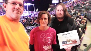 Michael attended Army vs. Marines - Live Mixed Martial Arts and Boxing - Presented by Sparta Combat League on Apr 22nd 2017 via VetTix