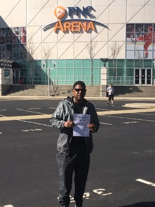 Kenneth attended NC State Wolfpack vs. Notre Dame - NCAA Men's Basketball on Feb 18th 2017 via VetTix