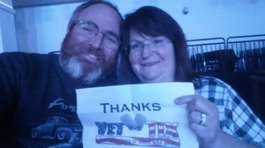 Francis attended Craig Campbell - Live in Concert on Feb 23rd 2017 via VetTix