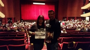 SSG Moreno attended Falstaff by Giuseppe Verdi on Feb 21st 2017 via VetTix