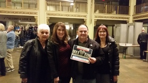 David attended Let It Be - a Celebration of the Music of the Beatles on Feb 21st 2017 via VetTix