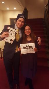 Timothy attended Salonen Conducts the Rite of Spring - Presented by the Chicago Symphony Orchestra on Mar 4th 2017 via VetTix