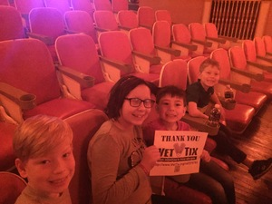 Bryan attended Odd Squad Live - Presented by the Orpheum Theatre on Feb 25th 2017 via VetTix