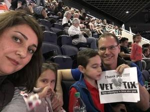 Andrew attended Phoenix Suns vs. Boston Celtics - NBA on Mar 5th 2017 via VetTix