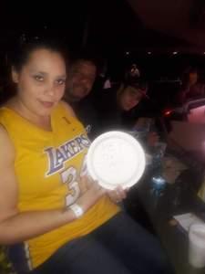 Shon attended Phoenix Suns vs. Los Angeles Lakers - NBA on Mar 9th 2017 via VetTix
