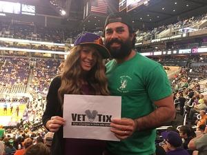Mark attended Phoenix Suns vs. Orlando Magic - NBA on Mar 17th 2017 via VetTix