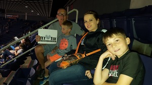 Matt attended Phoenix Suns vs. Oklahoma City Thunder - NBA on Mar 3rd 2017 via VetTix