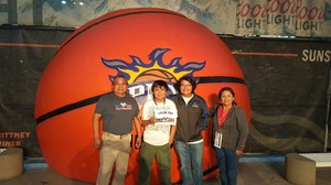 Wil attended Phoenix Suns vs. Oklahoma City Thunder - NBA on Mar 3rd 2017 via VetTix