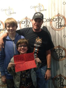 Jeffrey attended One Night of Queen on Mar 3rd 2017 via VetTix