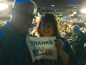 Ken attended One Night of Queen on Mar 3rd 2017 via VetTix