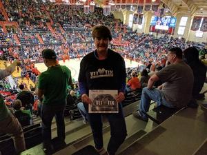 Joann attended Oregon State Beavers vs. Oregon - NCAA Men's Basketball on Mar 4th 2017 via VetTix
