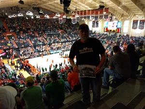Earl attended Oregon State Beavers vs. Oregon - NCAA Men's Basketball on Mar 4th 2017 via VetTix