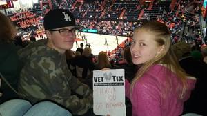 Jason attended Oregon State Beavers vs. Oregon - NCAA Men's Basketball on Mar 4th 2017 via VetTix